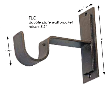 outdoor wall bracket