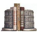 Historical Wonders Bookends