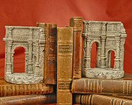 Italian Arch Bookends