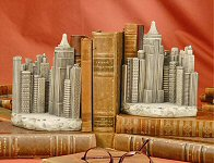 New York City Bookends